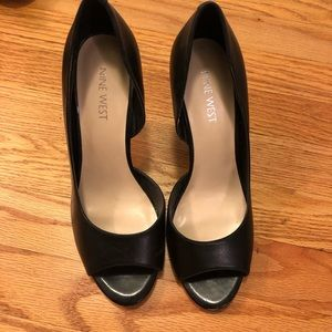 Nine West Black Heel